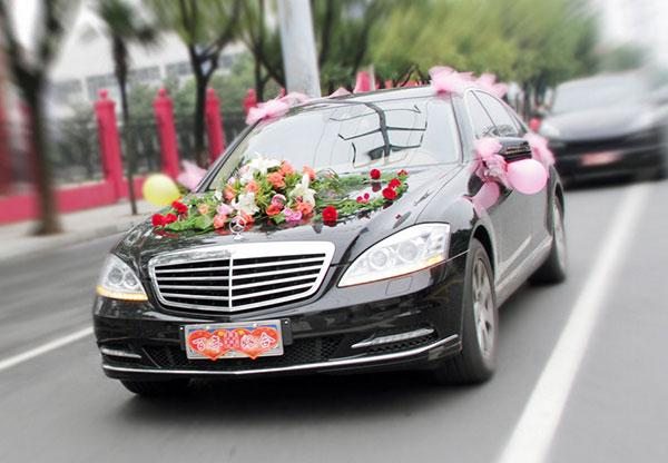 出租婚礼车